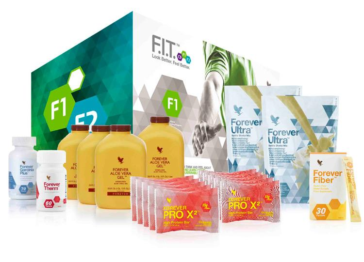 FIT 1 und FIT 2 Vanille Package